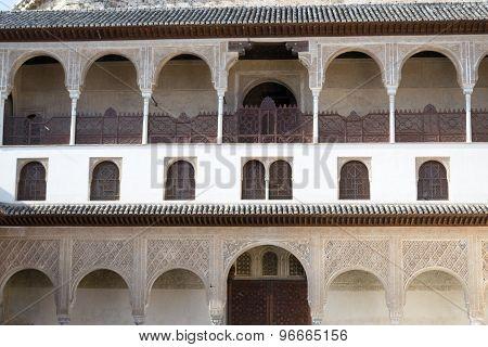 Terrace In Alhambra