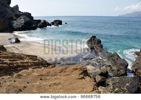 White Sand Corner Beach