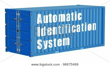 Automatic Identification System Concept With Cargo Container