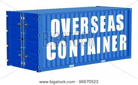Cargo Container, Overseas Concept
