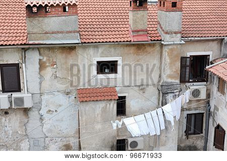 old house in Pula