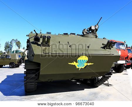 Airborne Armored Personnel Carrier