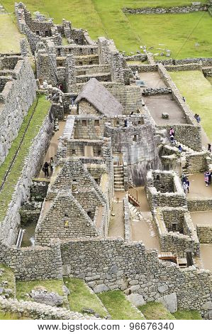 Hidden City Machu Picchu In Peru
