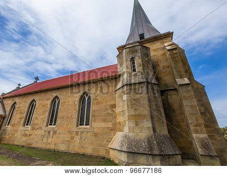 Richmond Church Tasmania