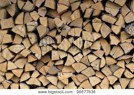 Background of wall plank wood