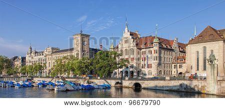 Zurich Cityscape