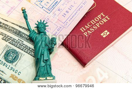 Passport Ready To Travel