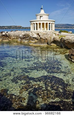 Lighthouse of St. Theodore at Argostoli,  Kefalonia,