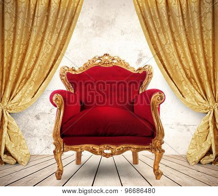Royal armchair
