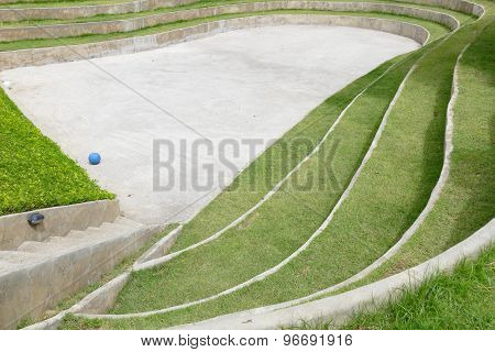 Amphitheater And Outdoor Stage