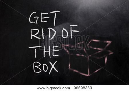 Get Rid Of The Box