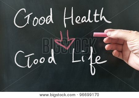 Good Health To Good Life