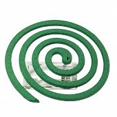 pic of mosquito repellent  - mosquito repellents on white background - JPG