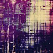 foto of violets  - Grunge retro texture - JPG