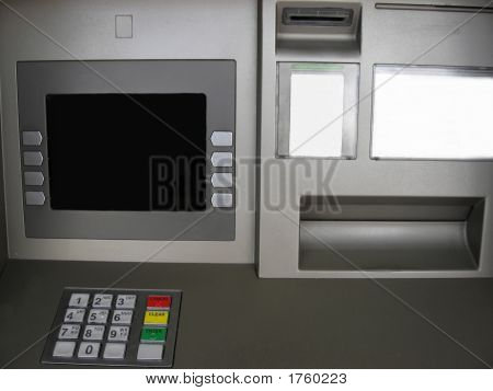 Cashpoint Atm Machine