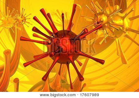 3d microbe