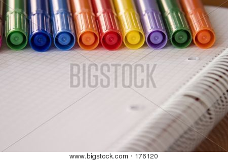 Pens And Paper