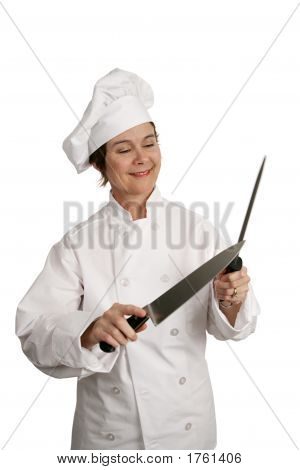 Knife Sharpening Demonstration