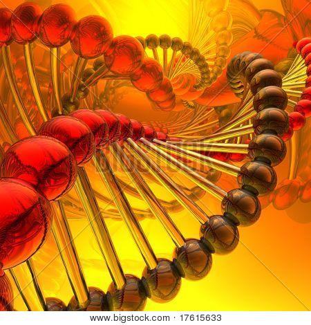 DNA-Spirale