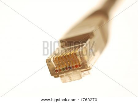 Rj-45 Network Connector