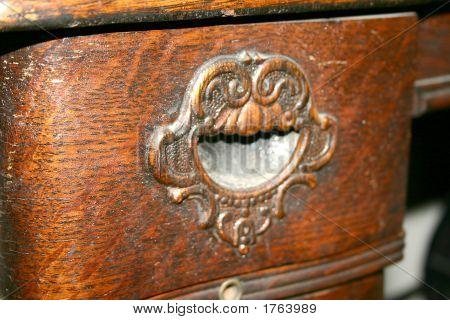Schublade detail