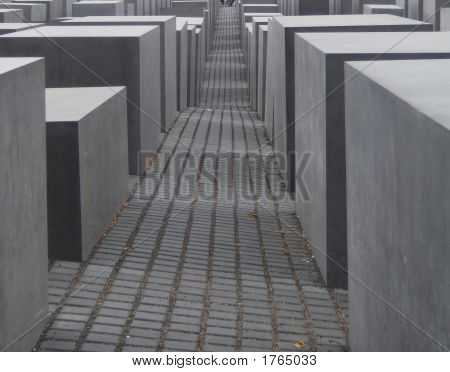 Berlin Holocaust Memorial 2