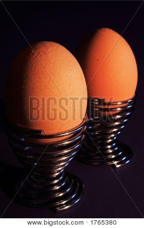 Retro Eggs