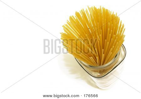 Jar Of Spaghetti