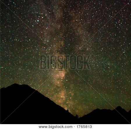 The Buryat Stars
