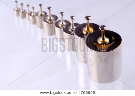 Laboratory Weights
