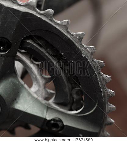bicycle pinion