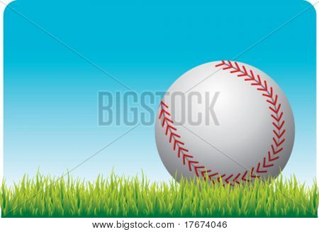baseball outside