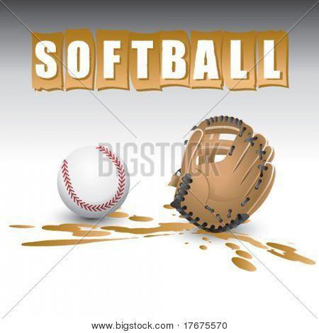 splat softball icon