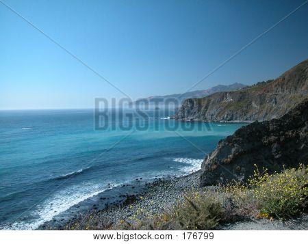 The Coast In California