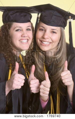 Thumbs Up Graduates