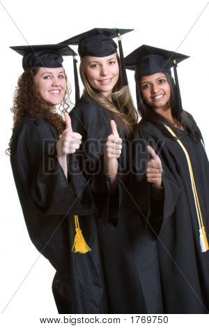 Thumbs Up Graduates