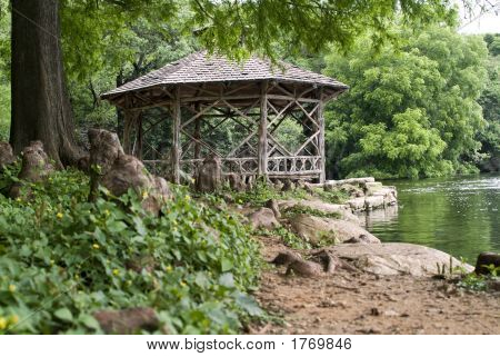 Riverside Gazebo