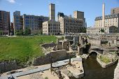 Mills Ruins, Minneapolis