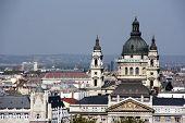Budapest Landmark - Basilica poster