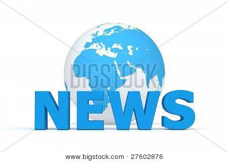 World News - Blue