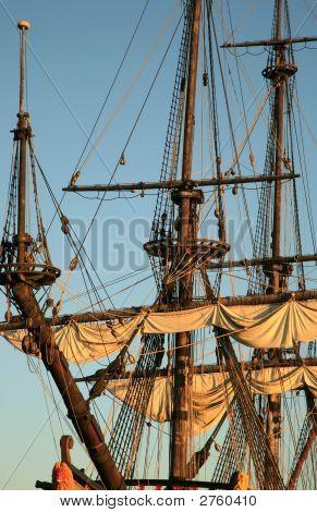 Old Ship - Batavia