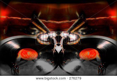Dual Gramaphone