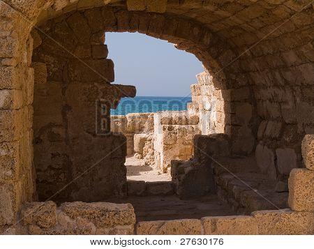 National Park Caesarea Israel
