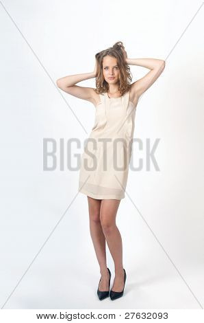 Sexy Model Girl
