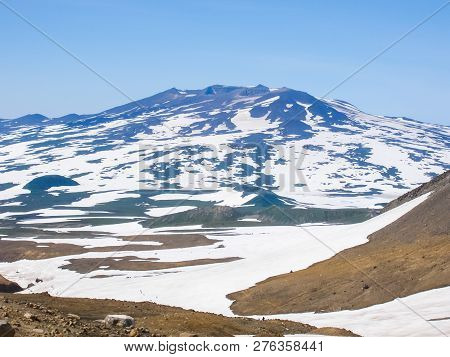 Nature Of Kamchatka Landscapes And