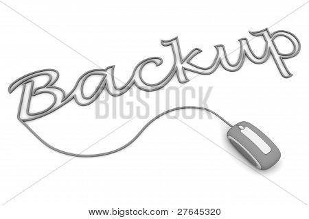 Browse The Grey Backup Cable