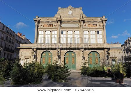 Beziers Theater