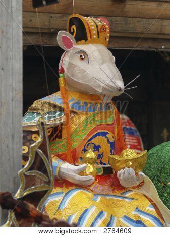 Lantern Festival In Taiwan, Mouse.