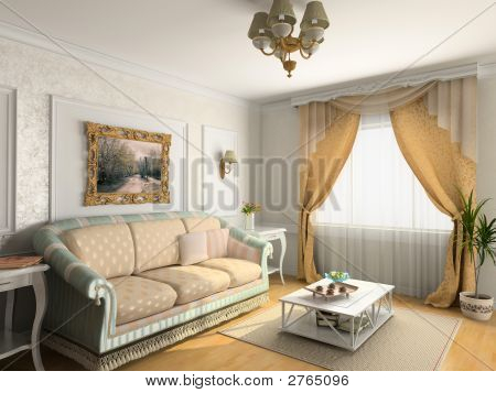 Luxury  Interior
