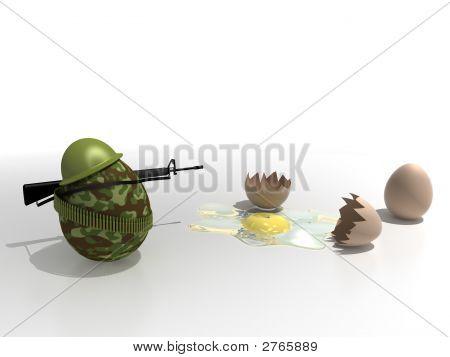 Military Egg